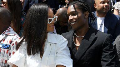 Риана и ASAP Rocky обсъдиха годежа си