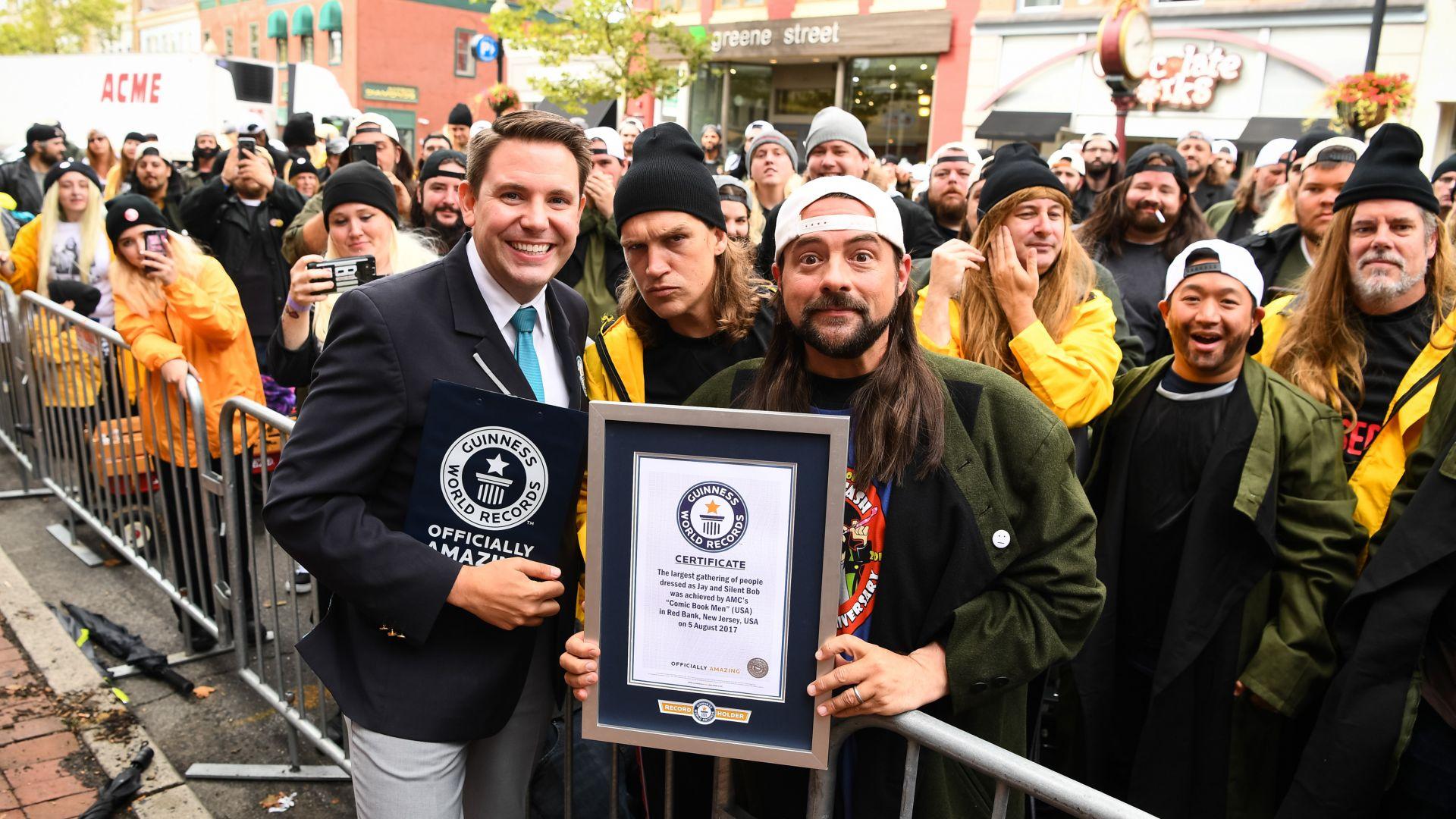 Tи си за Гинес! Уличните постижения, които са в Книгата за рекордите!