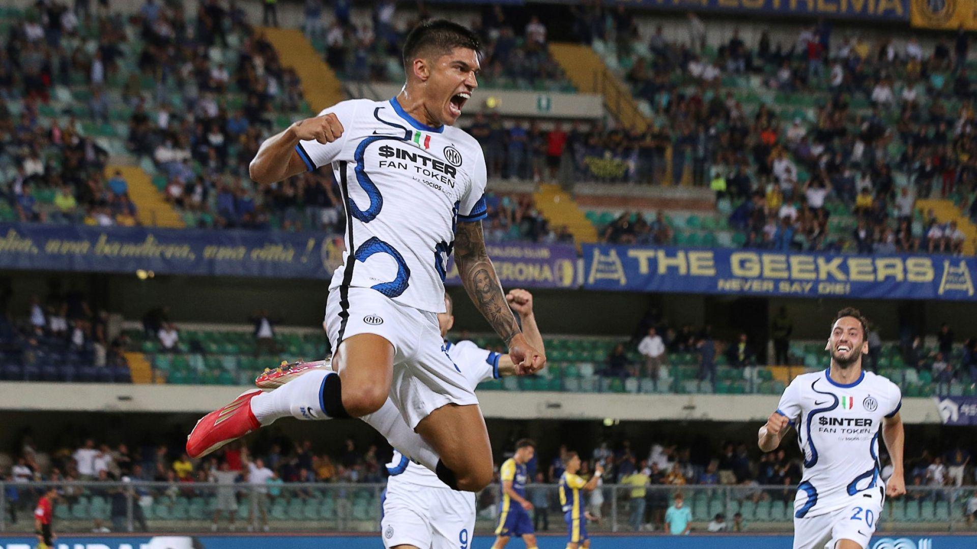 Дебют-мечта донесе драматична победа за шампиона Интер