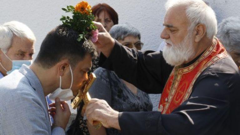 За седма поредна година кметът на Димитровград Иво Димов раздаде
