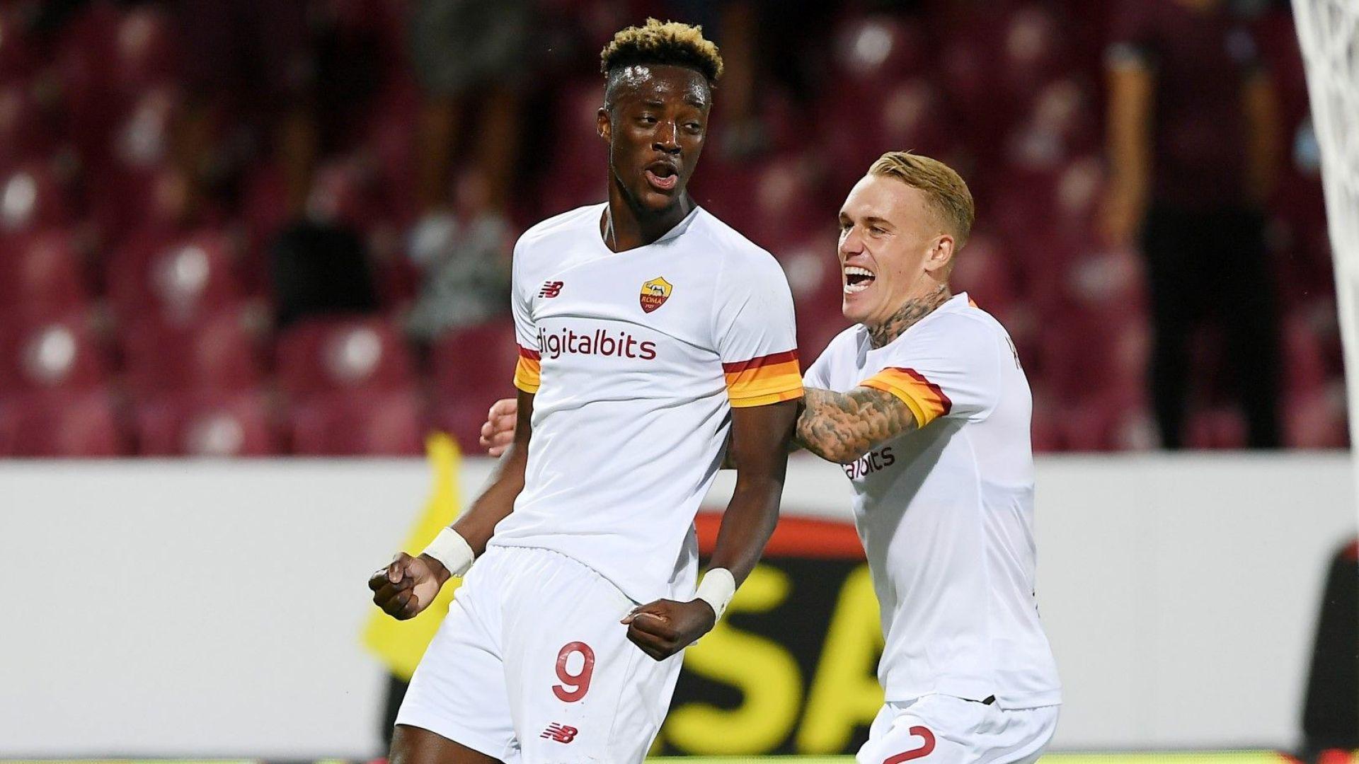 Гръмки победи за Милан и Рома, дори Моуриньо е доволен
