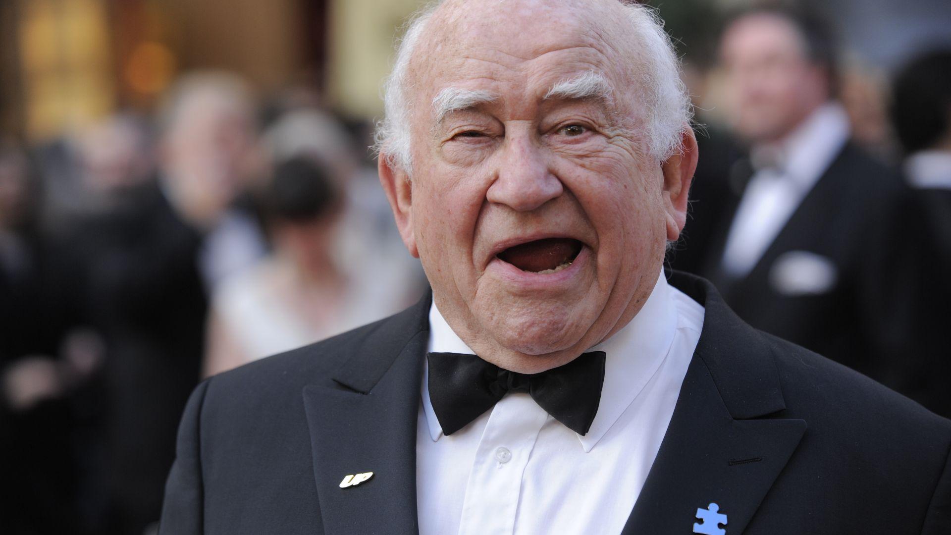 Актьорът Ед Аснър почина на 91 години