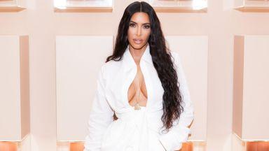 Ким Кардашиян създаде своя колекция бельо