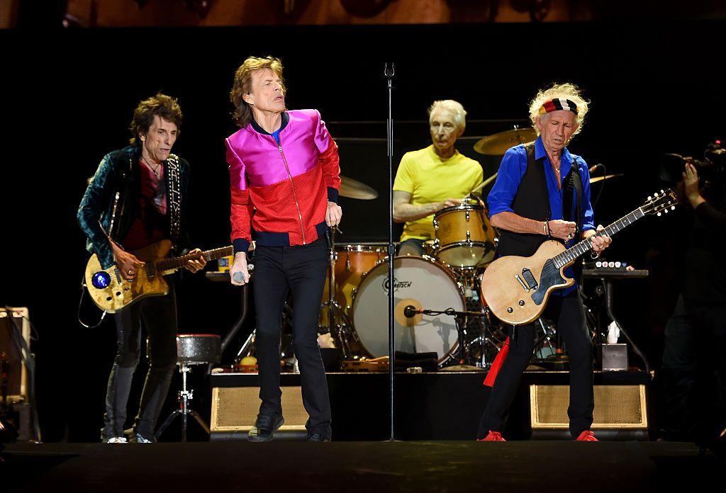 """""""Rolling Stones"""" в действие"""