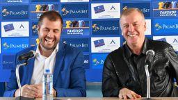 Сираков след новия спонсорски договор: Идват по-спокойни дни, Стоилов иска да се завърне