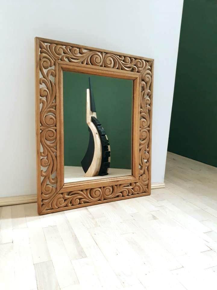 Тренд номер 3 за 2021 година за красивите , дървени рамки за картини