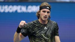 Как Циципас за дни се превърна в един от най-недолюбваните тенисисти