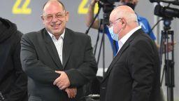 """Баждеков: Заплатите в """"Левски"""" вече са 150 хил. лева"""