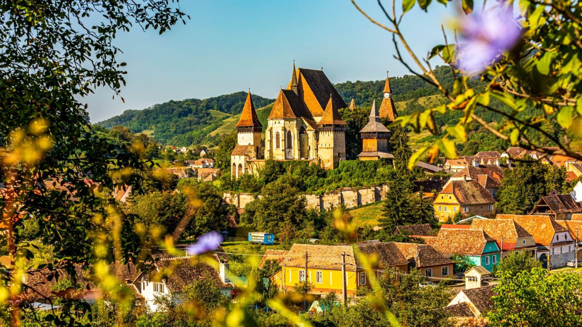 Невероятната история на затвора за съпрузи в Румъния