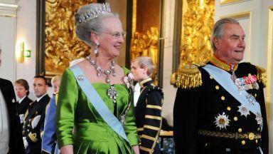 """Датската кралица Маргрете II ще бъде сценограф на филм на """"Нетфликс"""""""