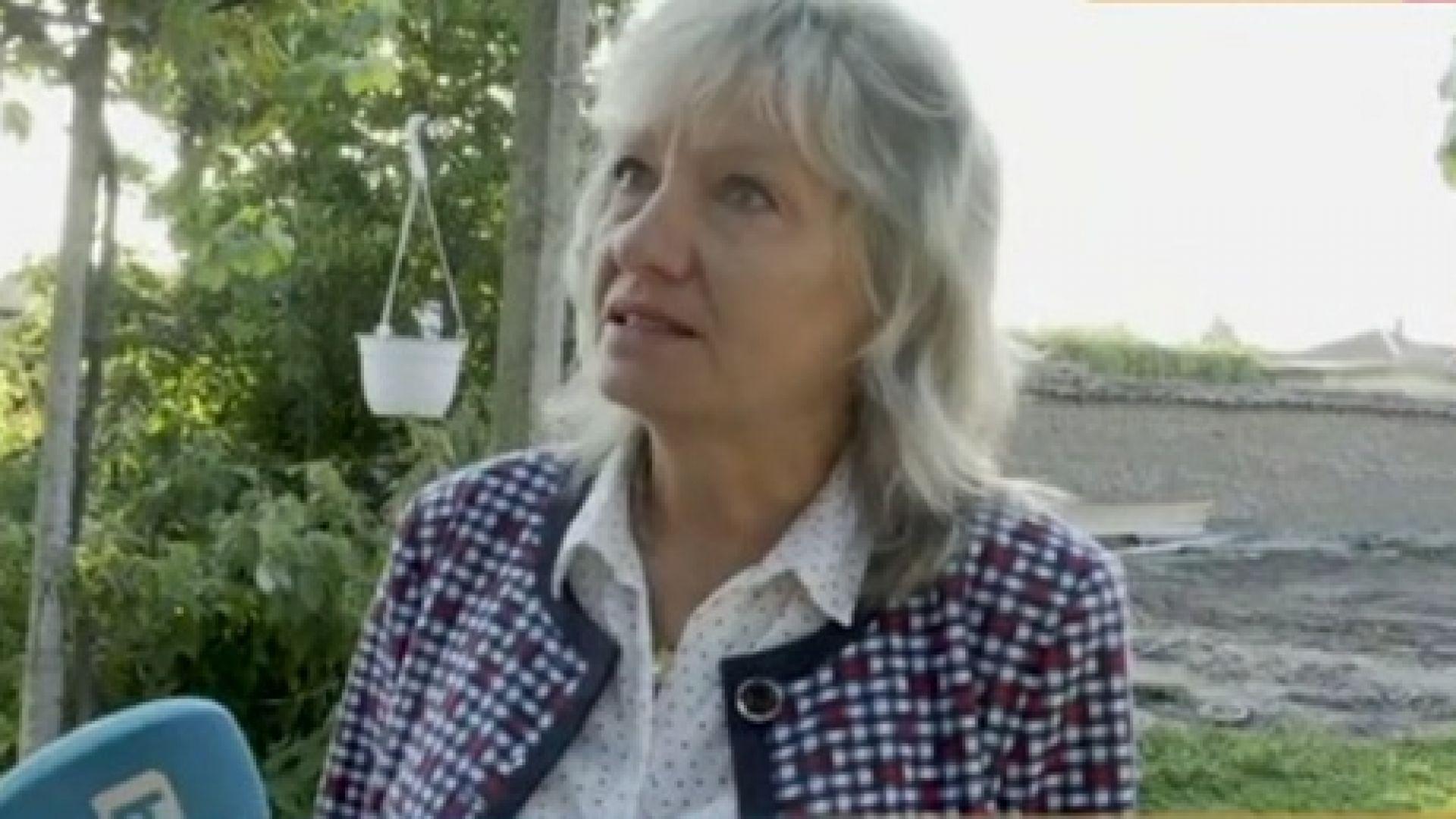 Вълна от съпричастност към учителката, останала без дом в Пловдивско