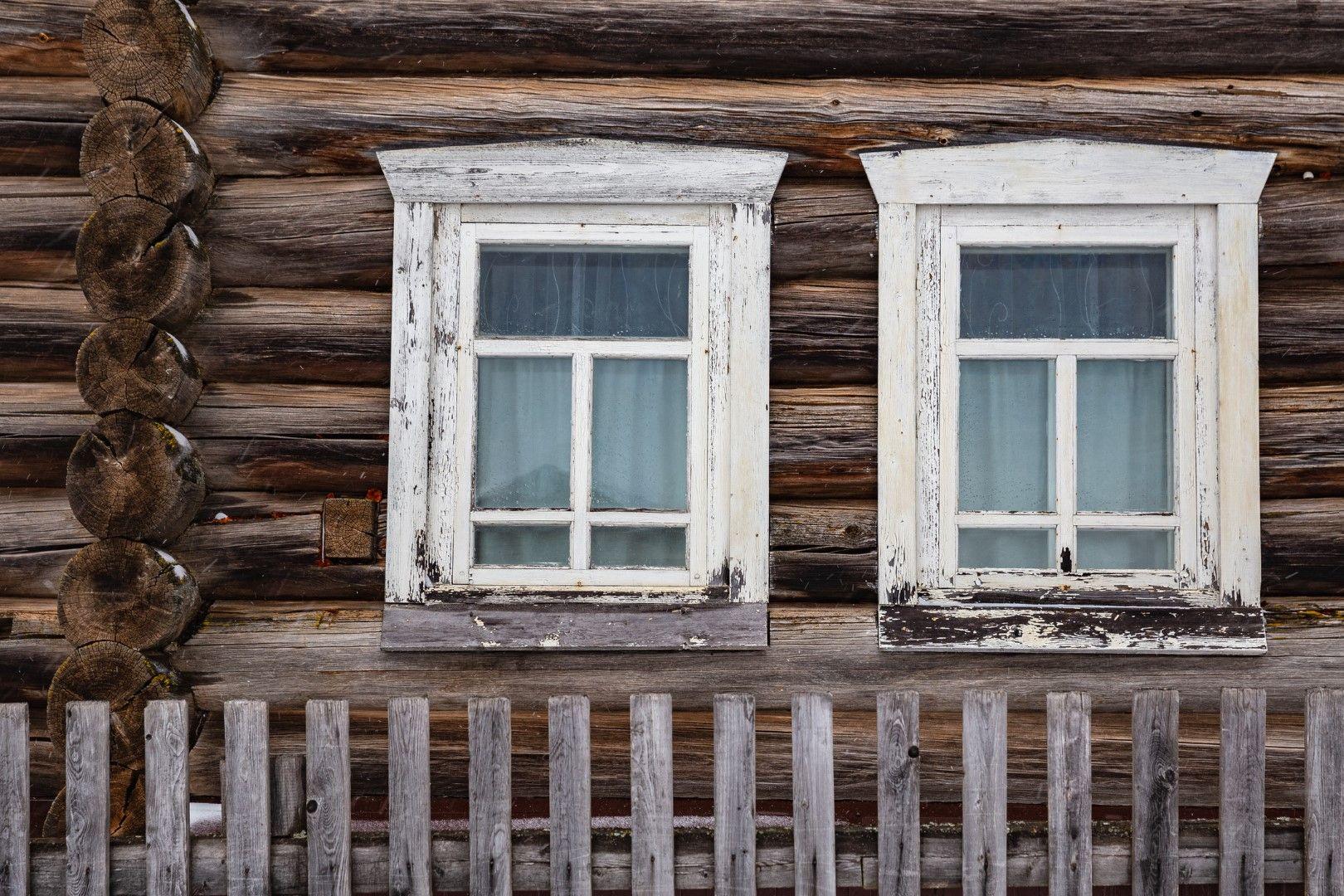 Кимжа: Арктическо село от XVI век