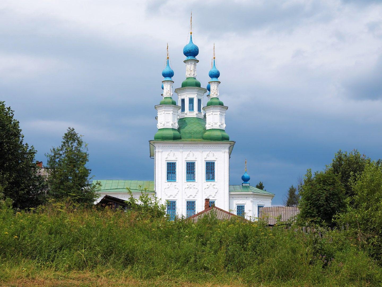 Тотма: Градът на руско-американската дружба