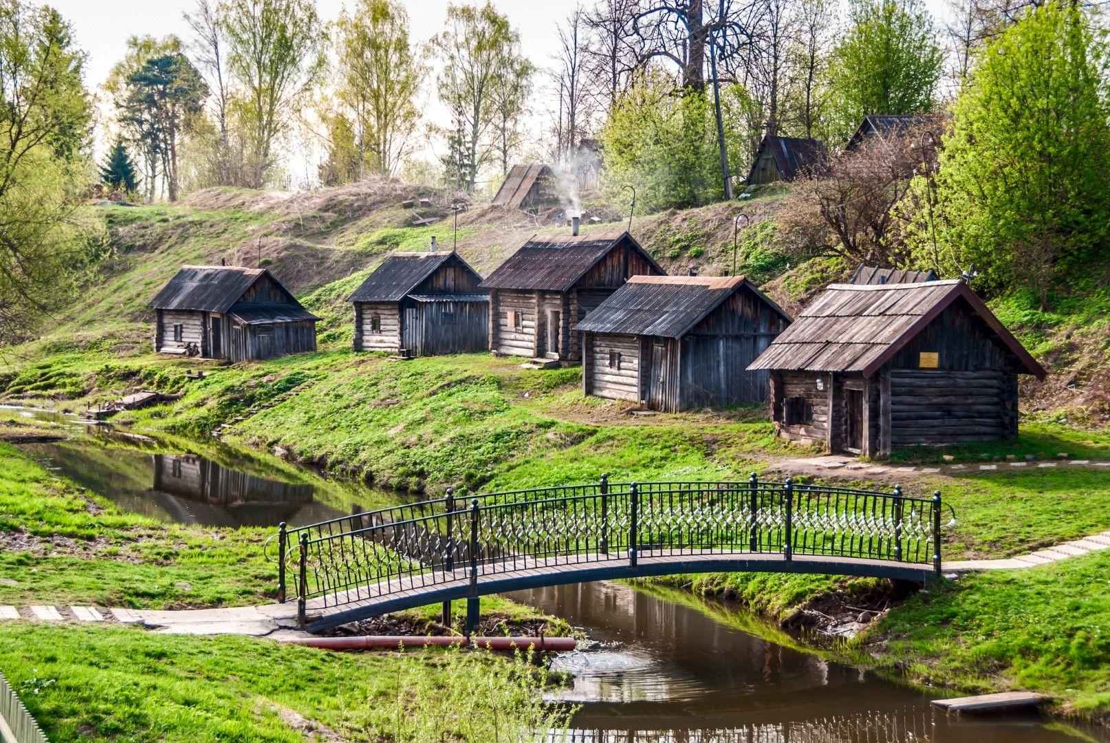 Вятское: Старинно търговско село