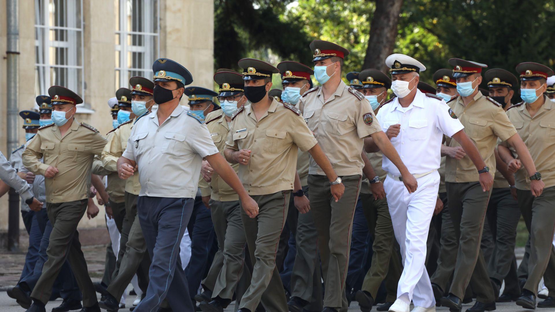 Армията е готова за завръщане на границата,  търси 9,6 млн. лв. за охраната до края на годината