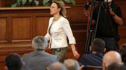 Ива Митева: В парламента имаше гняв и омраза, но доказах, че не съм болонка