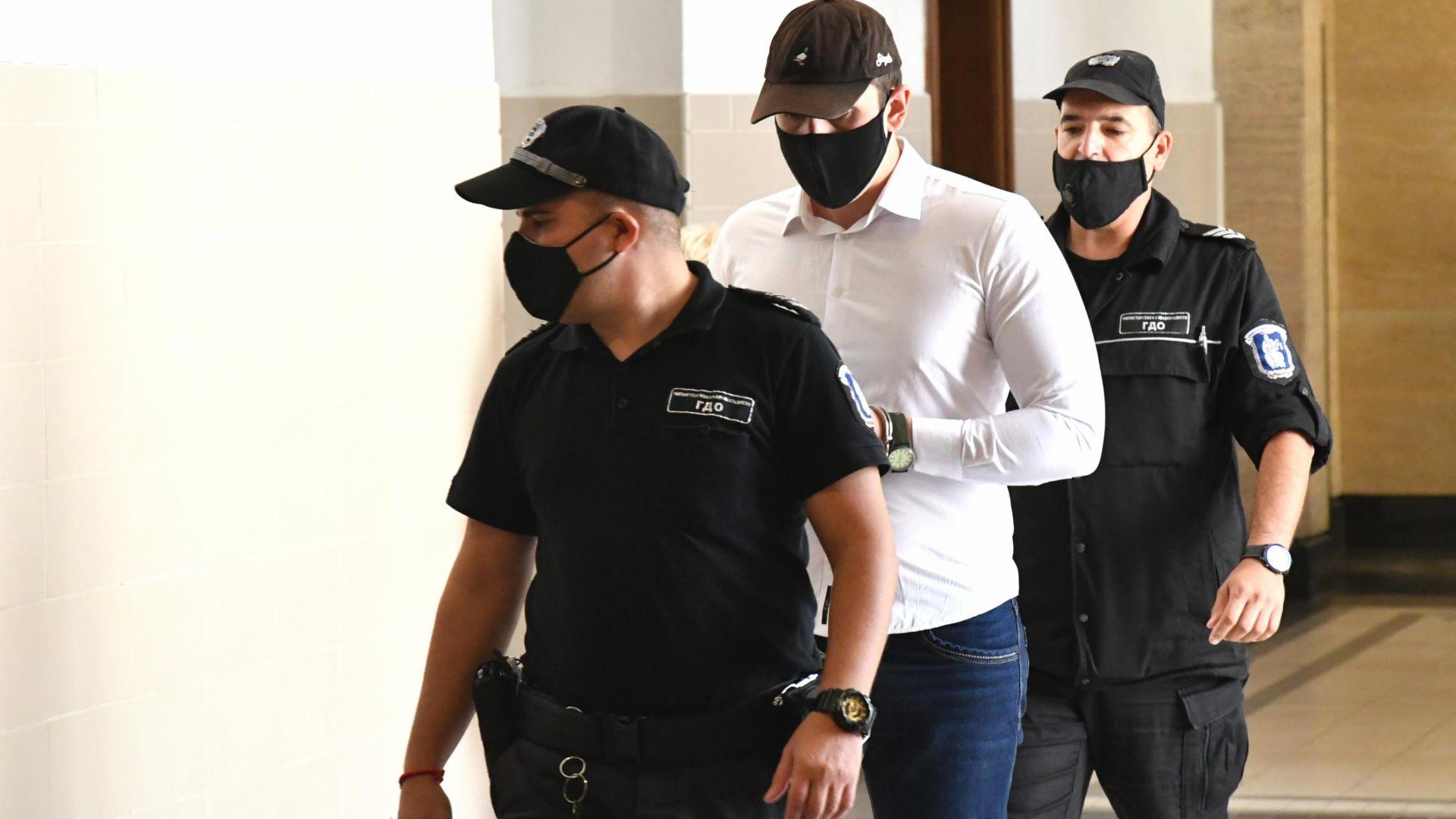 Прокуратурата протестира пускането от ареста на Кристиан Николов