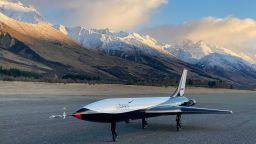 Тестваха суборбитален космически самолет (видео)