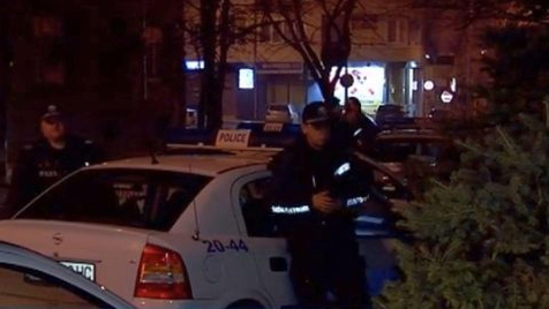 Обирджия на казина бе задържан след гонка и стрелба в центъра на Сливен