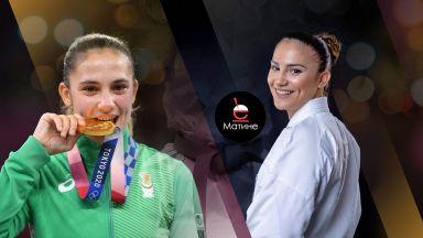 Шампионката Ивет Горанова: От Долна Митрополия до златото в Токио