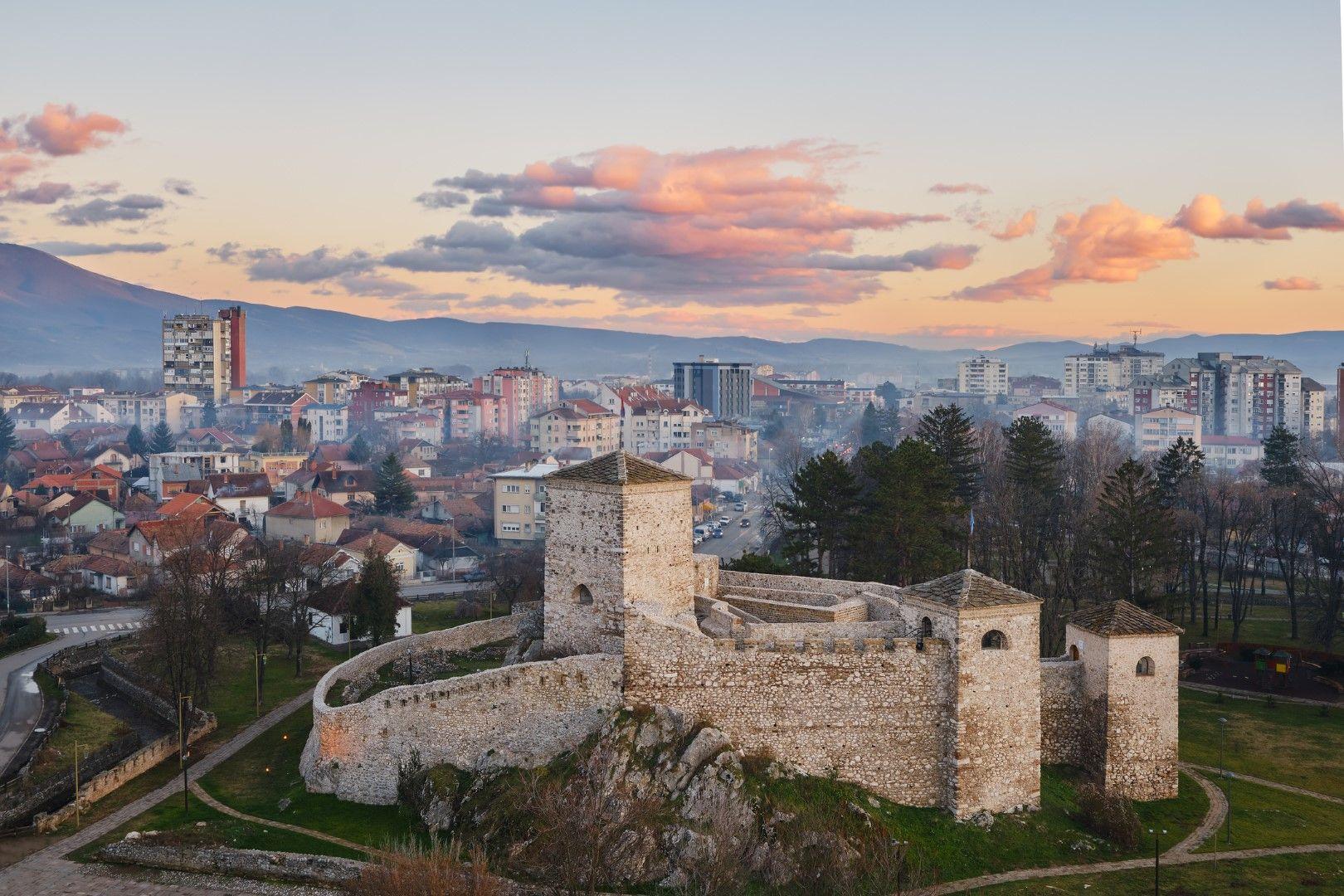 Пирот и Пиротската крепост