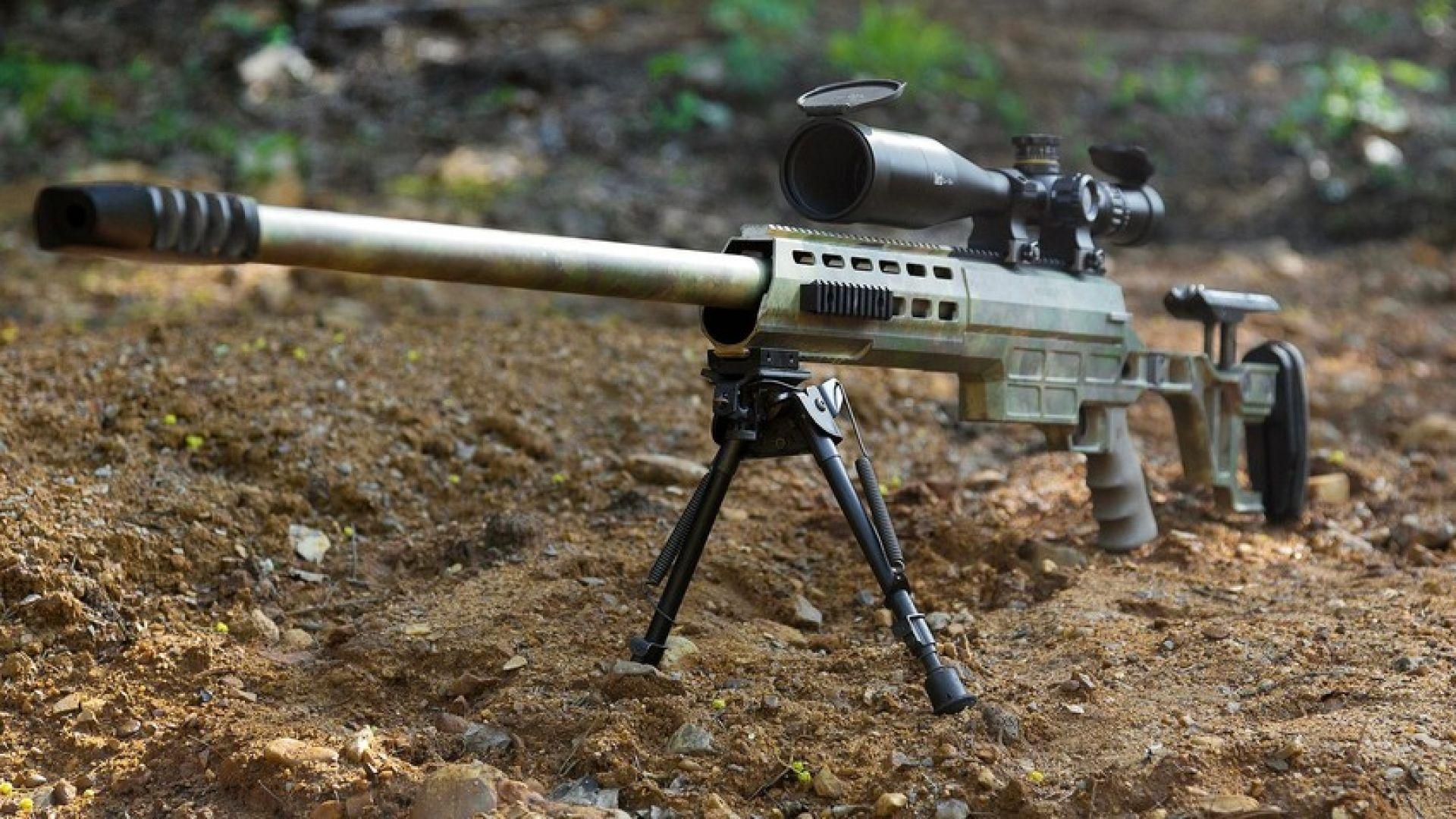 Руснаци създадоха най-далекобойния снайпер в света