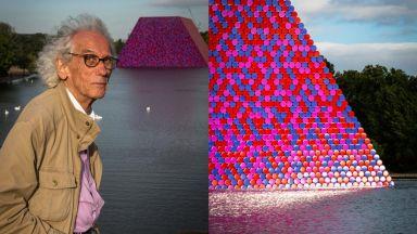 Първа изложба на Кристо и Жан–Клод ще бъде открита в София