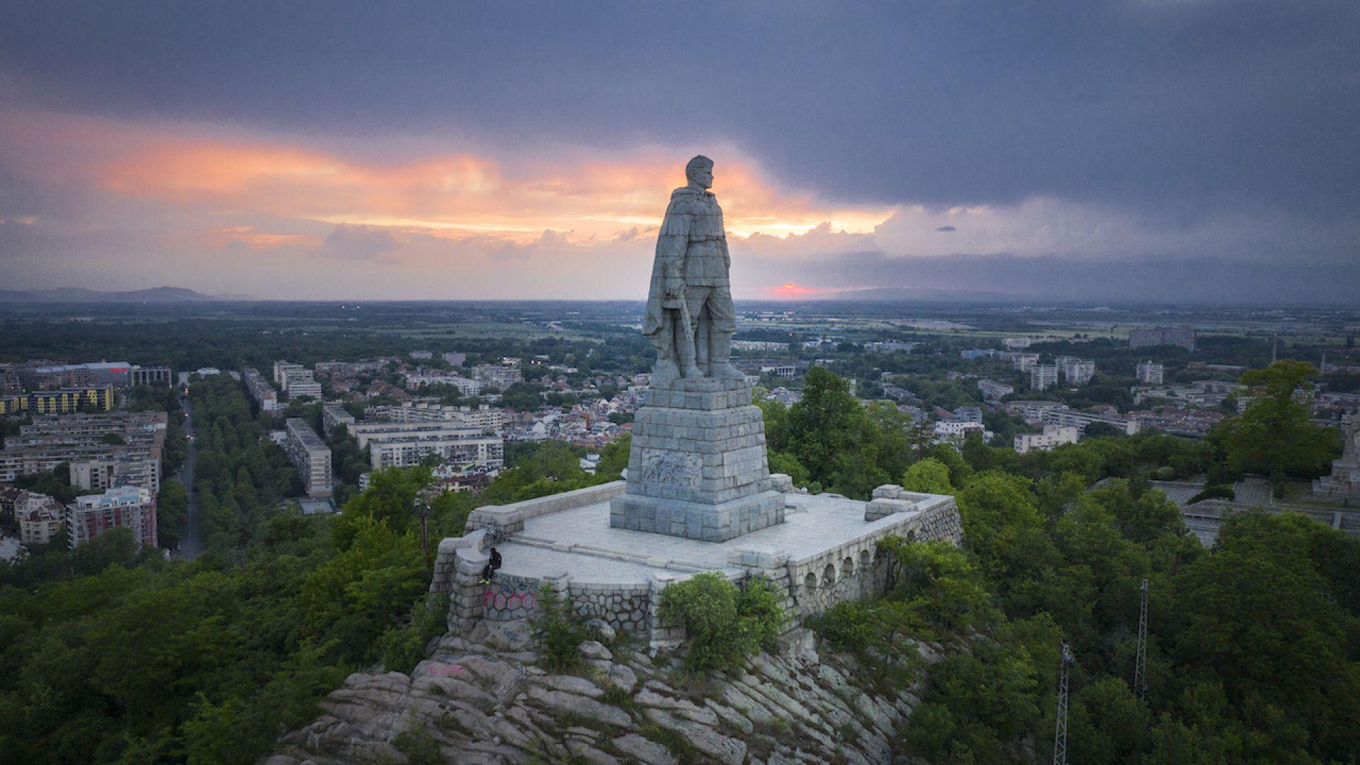 Nexo и Община Пловдив почистват 5 паметника, които ще бъдат популяризирани от Altitude Attitude