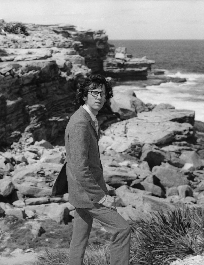 Кристо през 1969-а край Литъл Бей, Австралия. За цели 10 седмици той опаковао една голяма част от брега – с дължина близо 2,4 км.