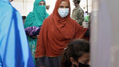 Жени протестират в Афганистан, искат участие в новото правителство