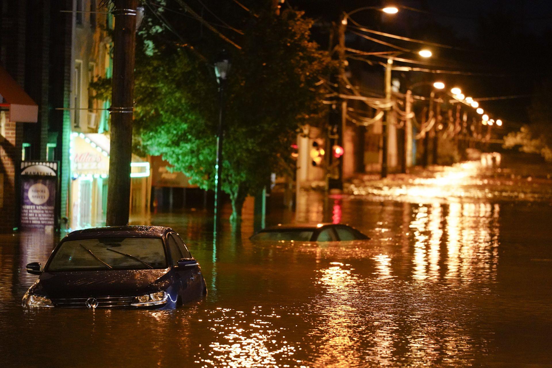 Потопът в Ню Йорк