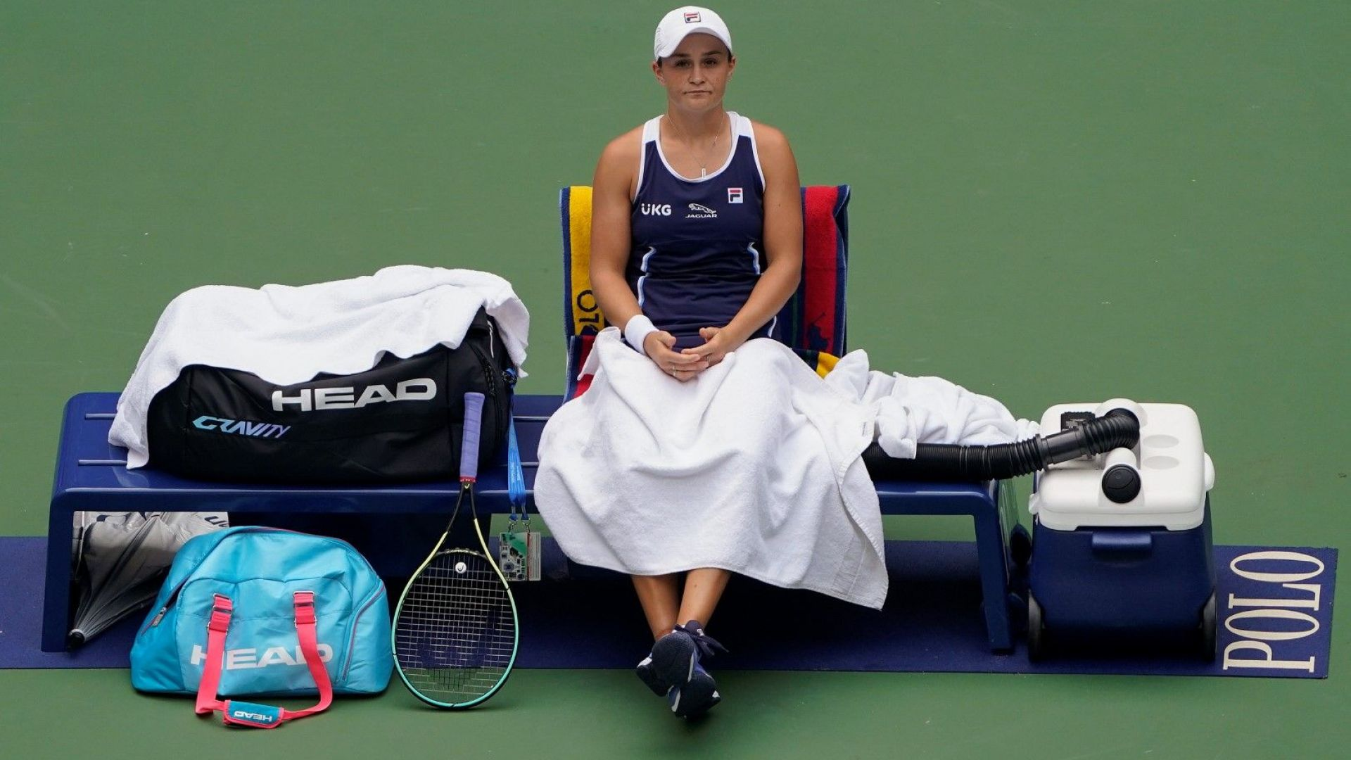Световната №1 върви напред на US Open и се шегува с урагана (Резултати)