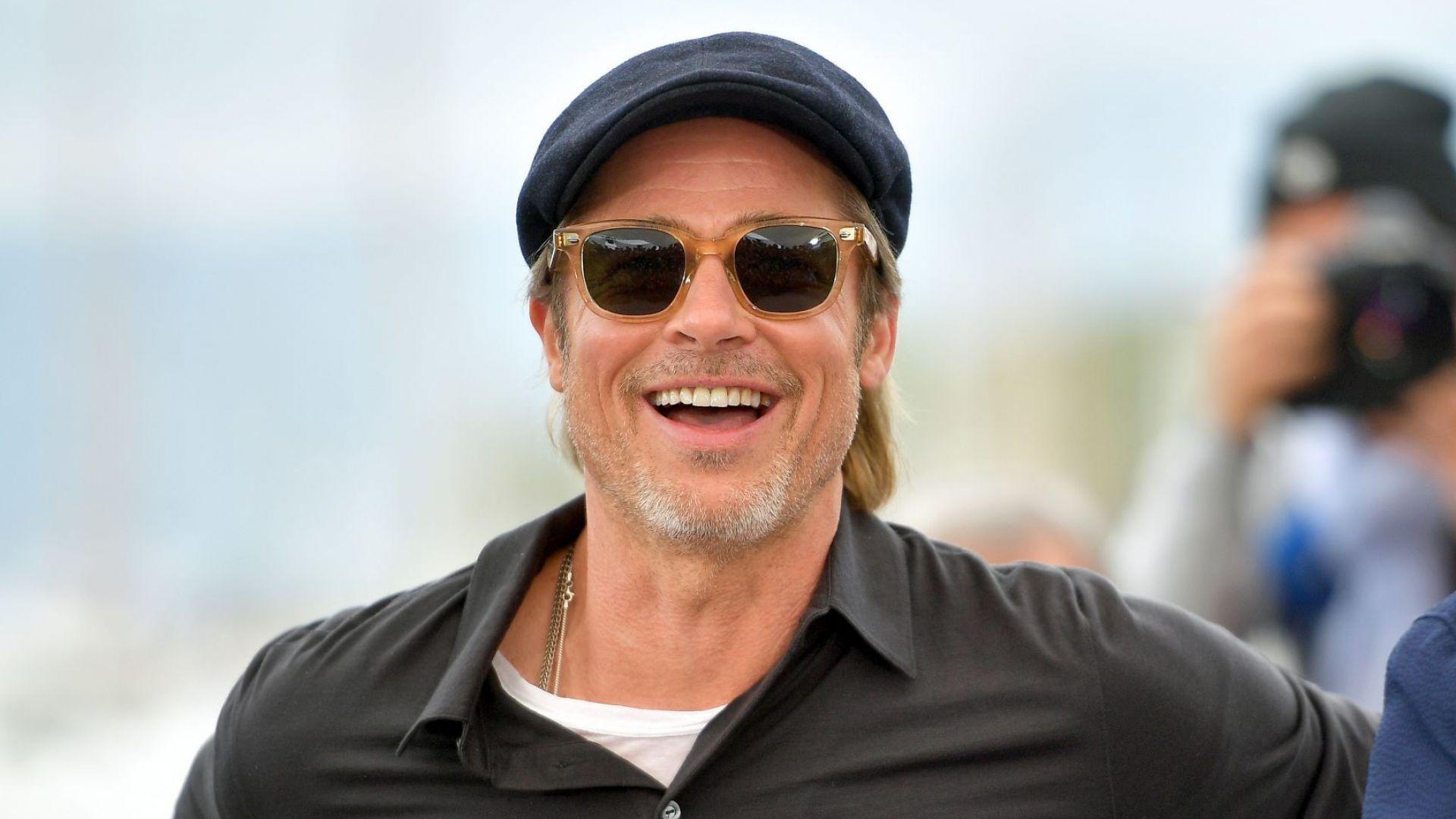 Брад Пит последва примера на Джордж Клуни и стана рекламно лице на кафе-машини