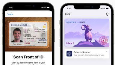 В САЩ признават шофьорска книжка на iPhone