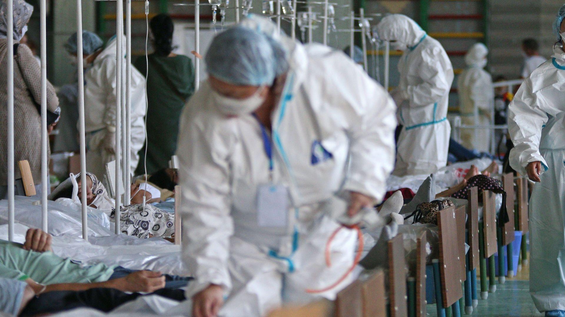 10 смъртни случая и 909 инфекции с коронавирус за последното денонощие