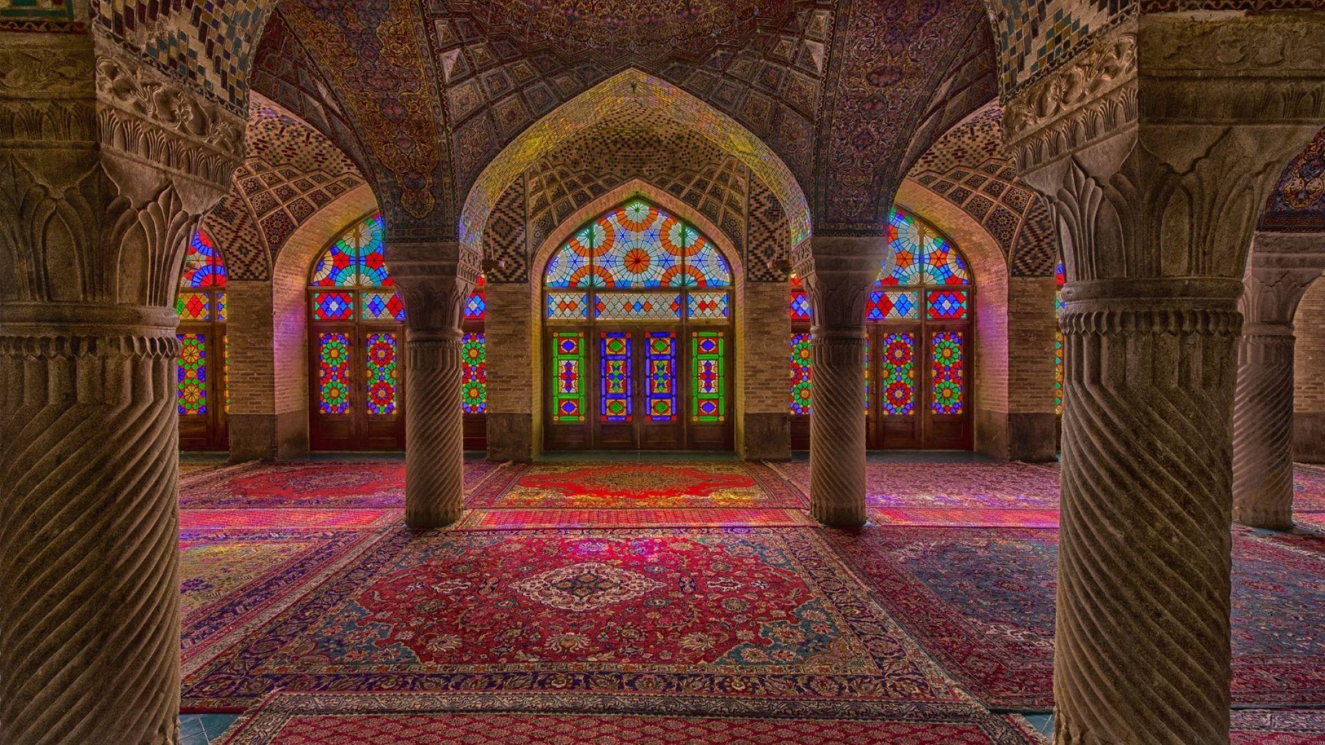 Магията на Иран в 22 снимки