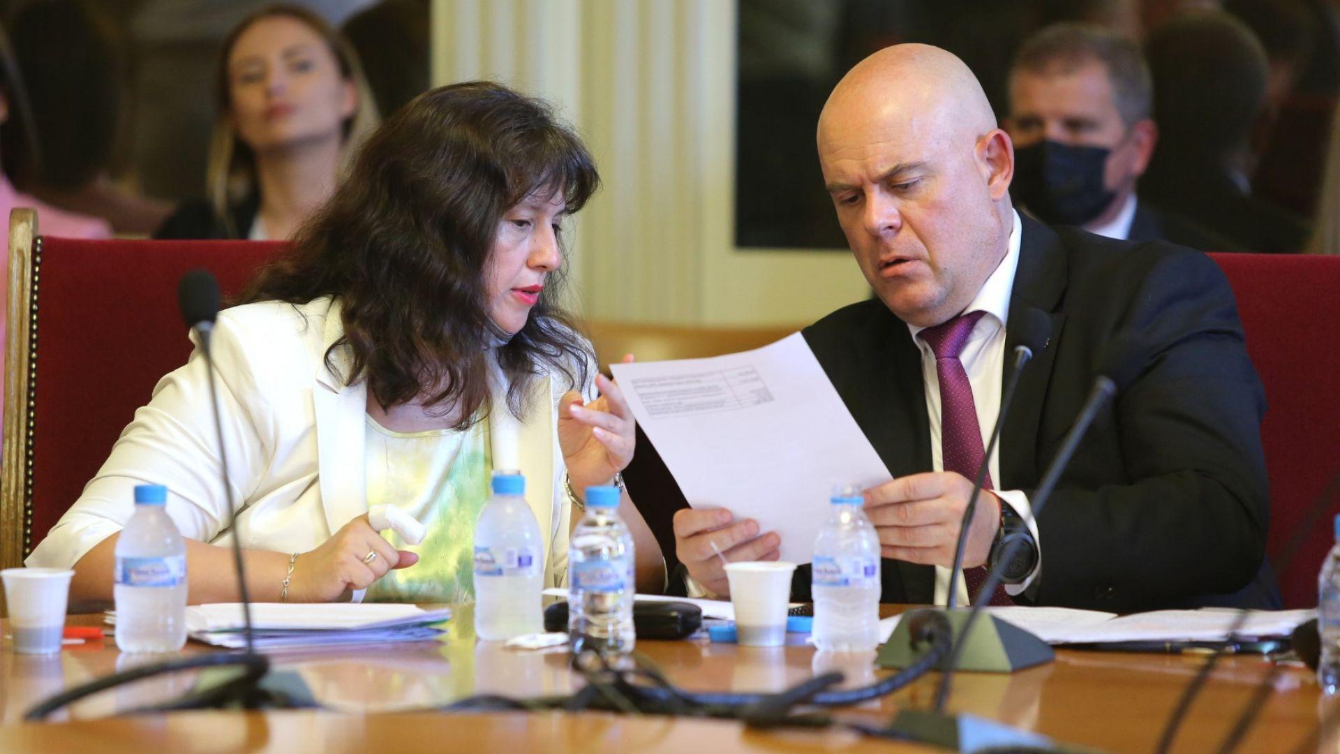 Иван Гешев: Сам ще се откажа от охраната си, ако това ще реши проблемите в държавата