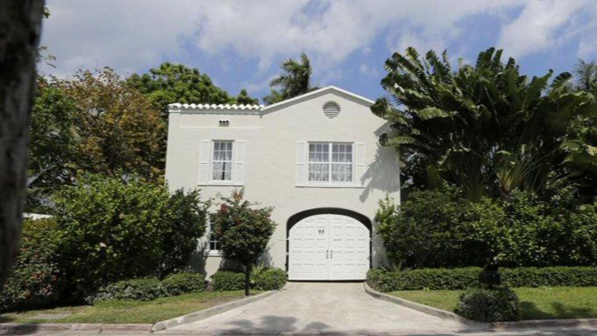 Събарят легендарната къща на Ал Капоне