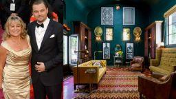 Вижте къщата, която Лео ди Каприо купи за майка си от Джеси Фъргюсън