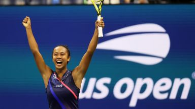 Нощта на тийнейджърите на US Open взе два големи скалпа (Резултати)