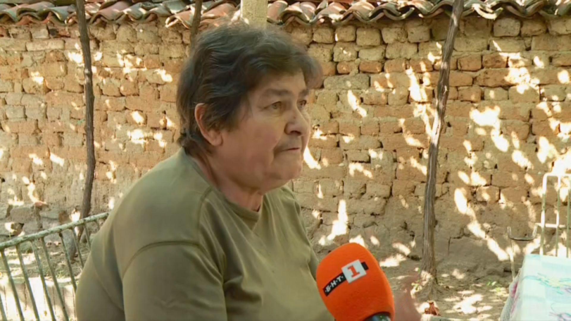 Бабата на мъжа, заплашил с убийство Ива Митева: Краде и не иска да работи, този път ще го изгоня