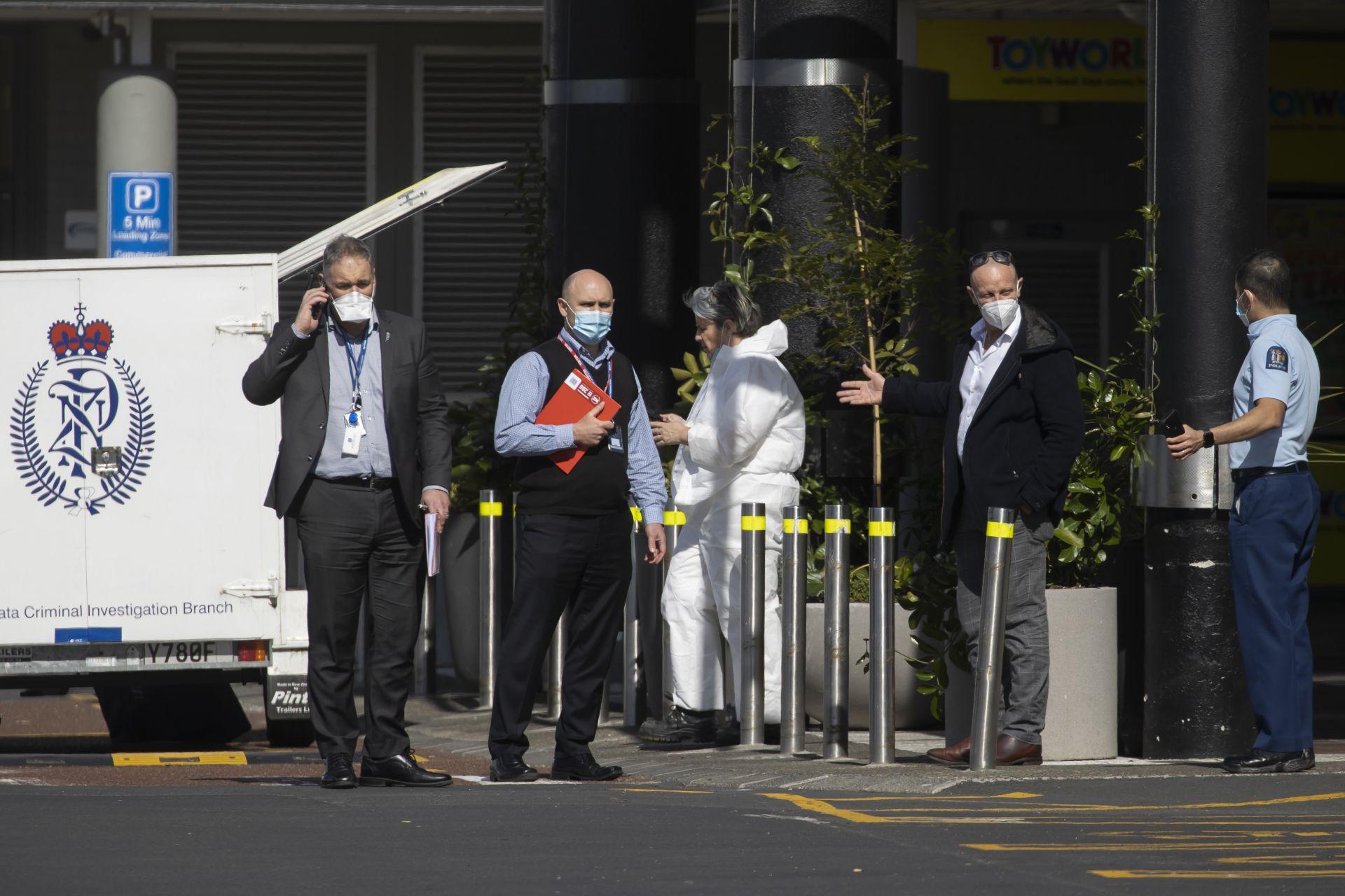Терористичната атака в супермаркета бе извършена в петък