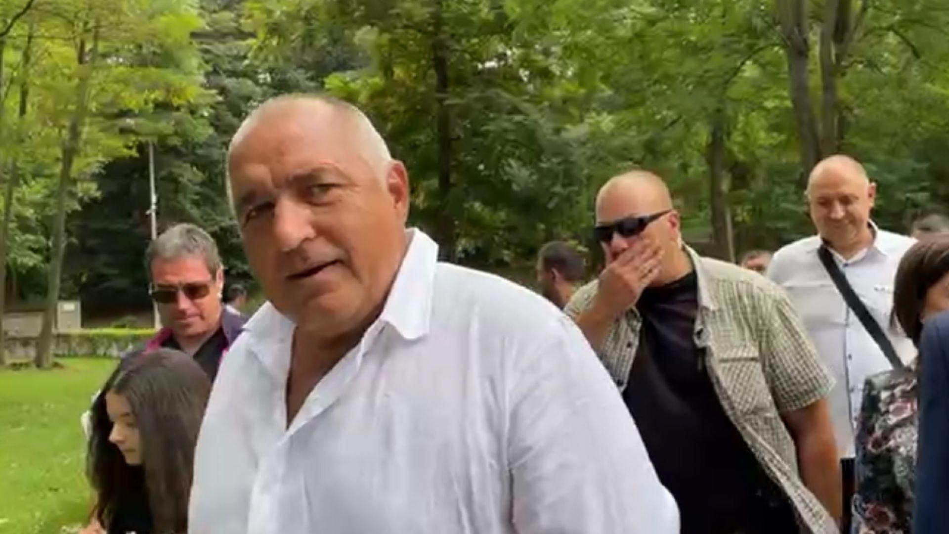 """Борисов за скандала Йорданов-Дончева: Няма да оставим този """"колосален подкуп"""" да се замете"""