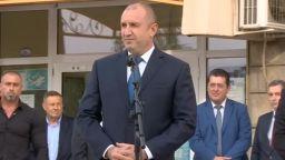 Радев: Ще поканя ЦИК, трябва да сме сигурни, че може да се справи с избори 2 в 1 (видео)