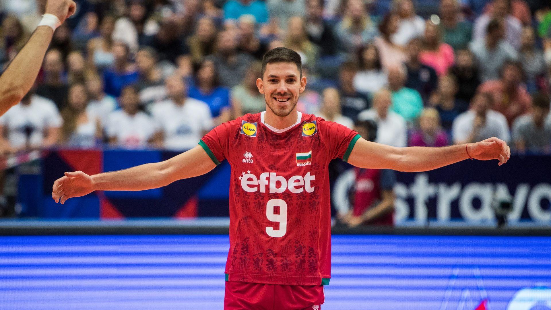 Страхотна драма и втора победа за волейболистите ни на Европейското