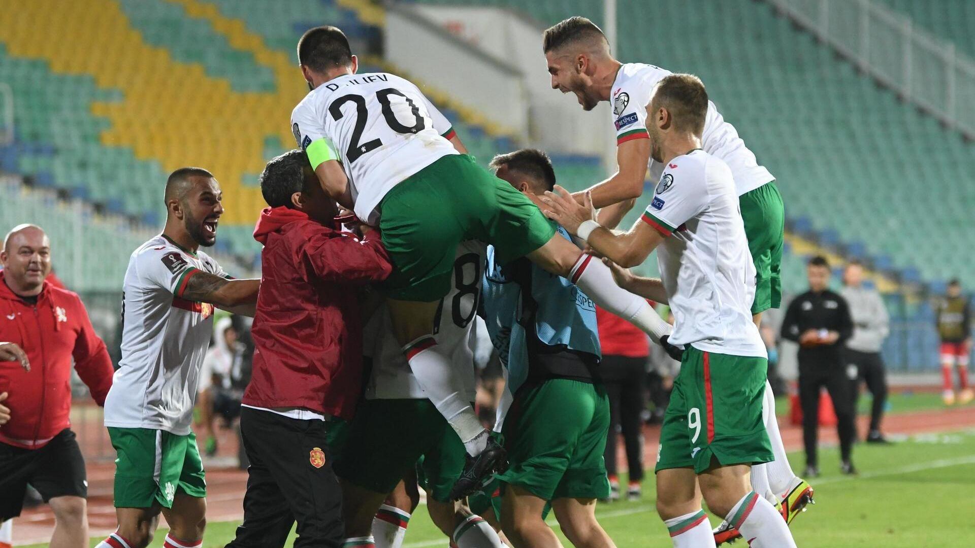 България изстрада първата си победа в официален мач от почти две години