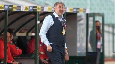 Ясен Петров през сълзи: Този отбор заслужава подкрепа, стига негативизъм