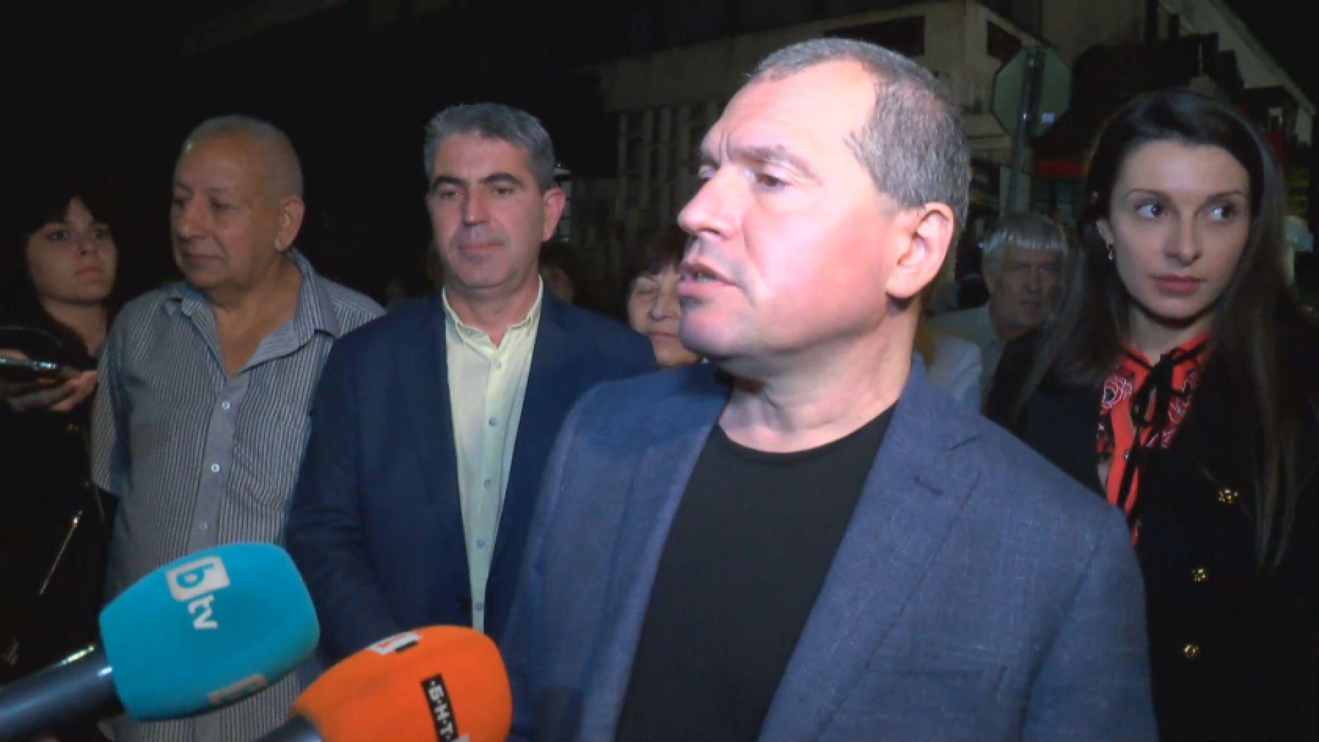 Йорданов: Не знам дали ГЕРБ, БСП и ДПС стоят зад заплахата за Митева, има си разследващи