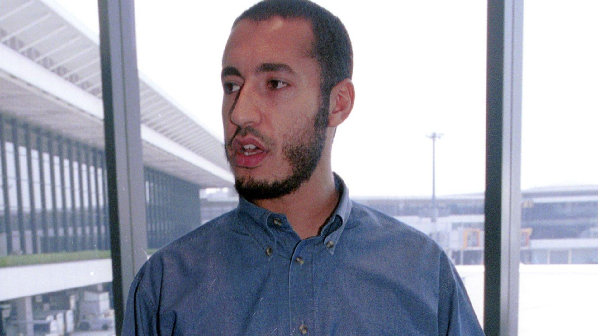 Един от синовете на Муамар Кадафи замина за Турция след 7 г. в либийски затвор