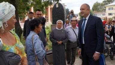 Румен Радев: Какво ще каже Борисов пред следващия главен прокурор - само това има значение